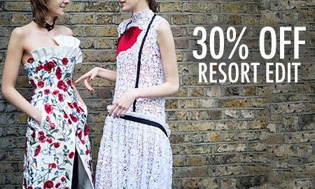 30% Off Resort Edit