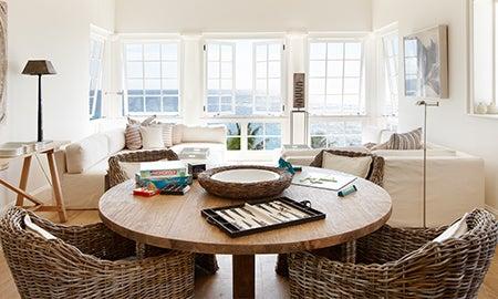 Coastal Retreat: The Beach House