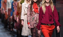 Italian Eclectic: The Gucci Look