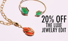 20% Off The Luxe Jewelry Edit