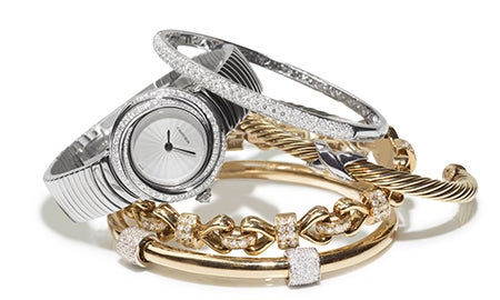 All In The Wrist: Watches & Bracelets