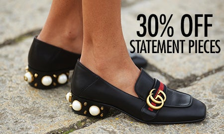 30% Off Statement Pieces