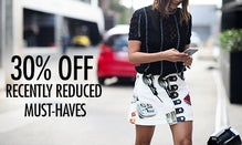 30% Off Recently Reduced Must-Haves