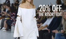 Just In: 20% Off The Resort Edit