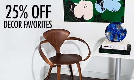 25% Off Decor Favorites