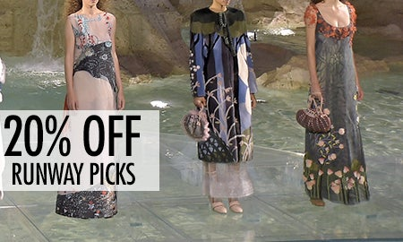 20% Off Just In: Runway Picks