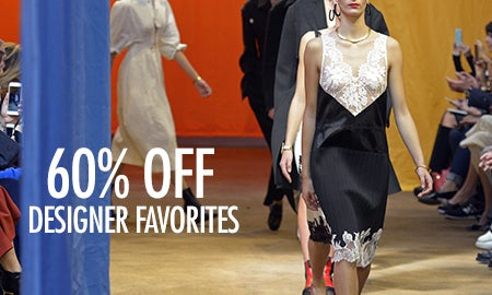 60% Off Designer Favorites