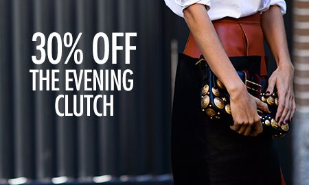 30% Off The Evening Clutch