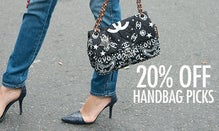 20% Off Fall Handbag Picks
