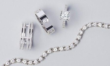 Diamond Jewelry Essentials!