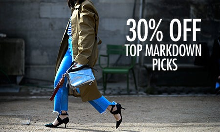 30% Off Top Markdown Picks