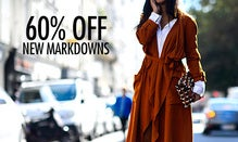 60% Off New Markdowns