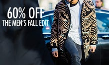 60% Off The Men's Fall Edit