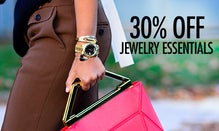 30% Off Jewelry Essentials