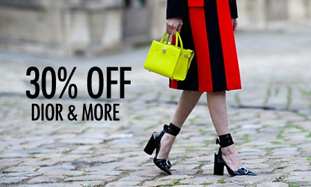 30% Off Alaïa, Dior & More