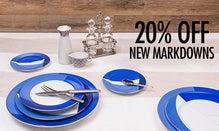 20% Off New Markdowns: Shop Art & Home