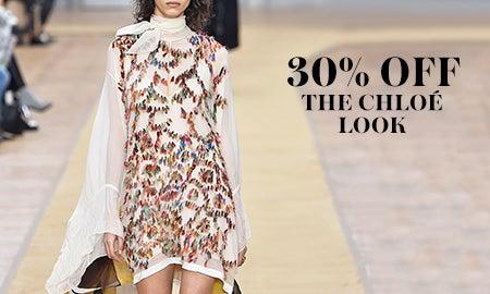 30% Off The Chloé Look