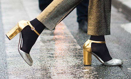 Fall Shoes To Wear With Socks