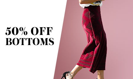 40% Off Bottoms