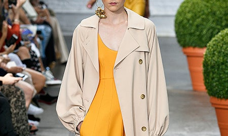 The Trench Coat: Fall's Fresh Upgrade