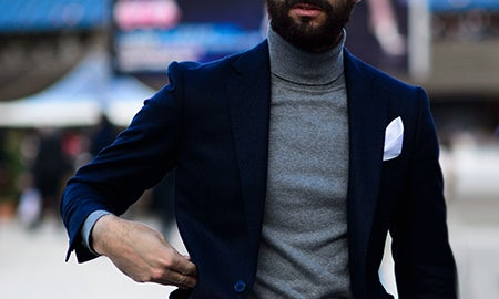 3 Ways To Wear The Turtleneck