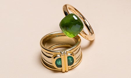 Set In Stone: Vibrant Gems