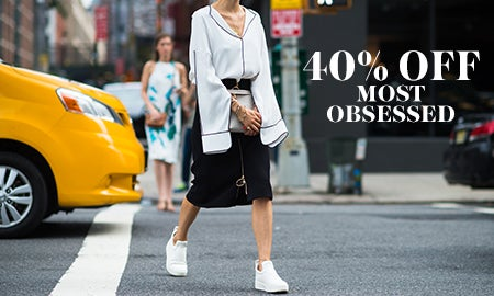 40% Off Most Obsessed