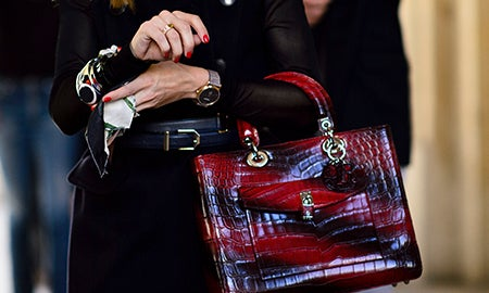 Investment Pieces: Handbags & Watches