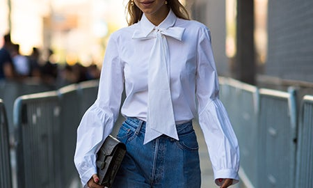 The Bow Blouse