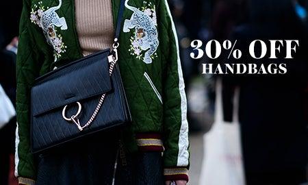 30% Off Handbag Obsessions
