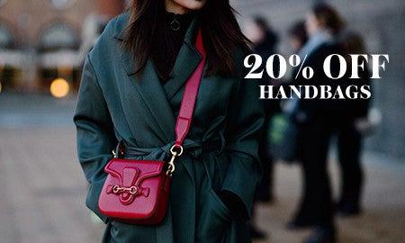20% Off Handbags We Love: Gucci & More