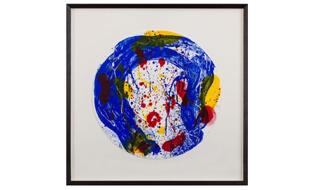 Sam Francis, Joan Miró & More