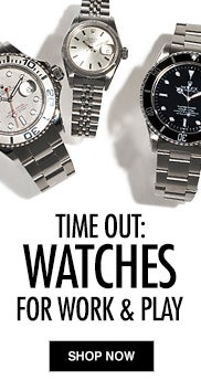 Time out watches